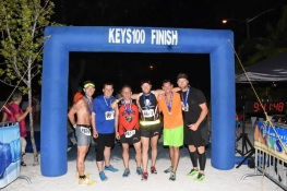 100 miles later Team RFK!